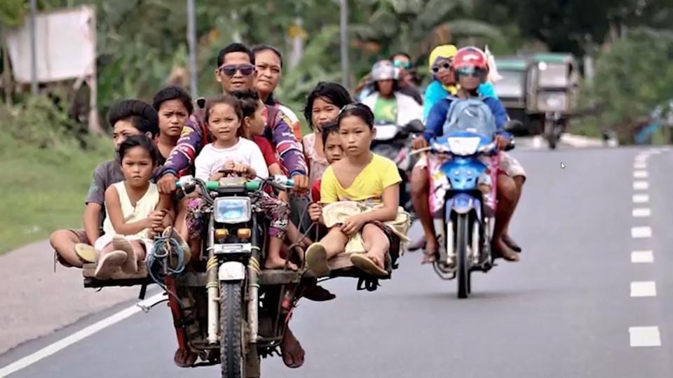Philippines Les Aux Taxis Techniques Moto Insolites Des pqSUVzM