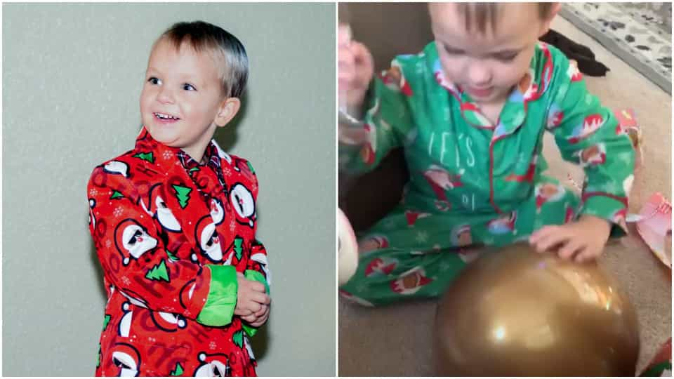 Boy Cracks Surprise Egg In Original Way